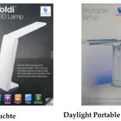 Tageslicht-Lampen