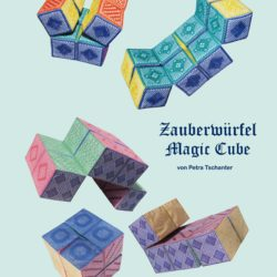 Klöppelbriefe und Broschüren von Petra Tschanter